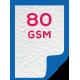 80gsm Standard